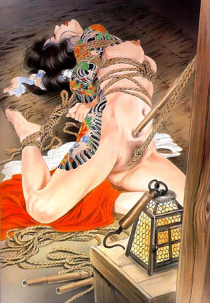 секс картинки японские